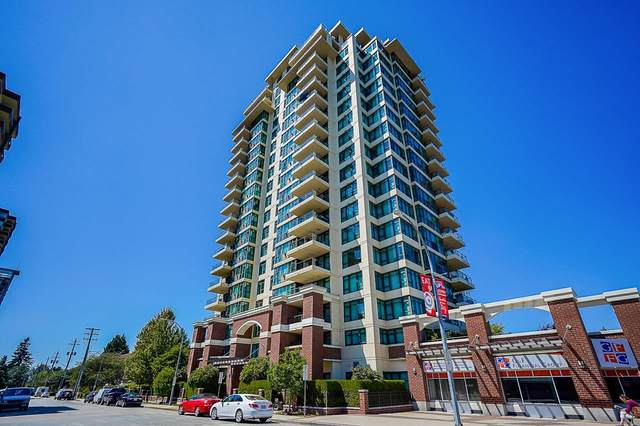 615 Hamilton Street #1006, New Westminster, BC V3M 7A7 (#R2604934) :: Ben D'Ovidio Personal Real Estate Corporation | Sutton Centre Realty