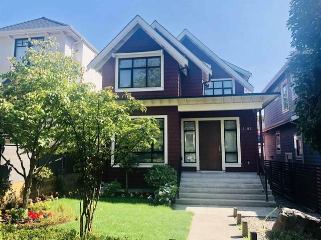 4084 W 18TH Avenue, Vancouver, BC V6S 1B8 (#R2604937) :: Ben D'Ovidio Personal Real Estate Corporation | Sutton Centre Realty