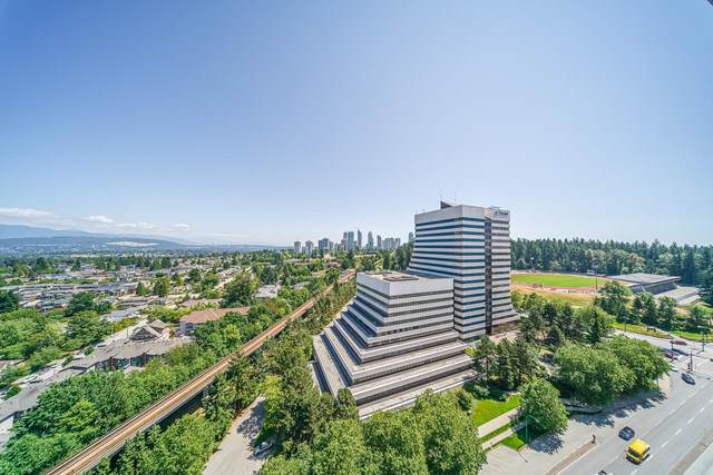 5515 Boundary Road #2606, Vancouver, BC V5R 0E3 (#R2604948) :: Premiere Property Marketing Team