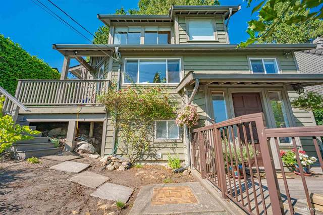 3341 Marine Drive, West Vancouver, BC V7V 1M8 (#R2604965) :: Ben D'Ovidio Personal Real Estate Corporation | Sutton Centre Realty