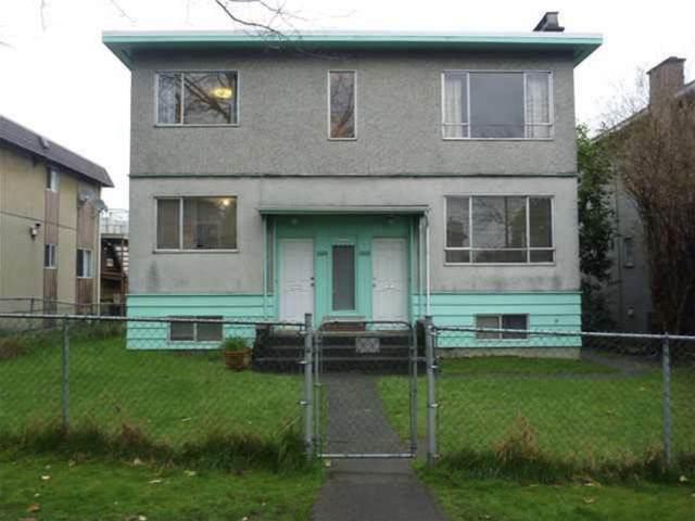 1355 E 15TH Avenue, Vancouver, BC V5N 2E5 (#R2604969) :: Premiere Property Marketing Team