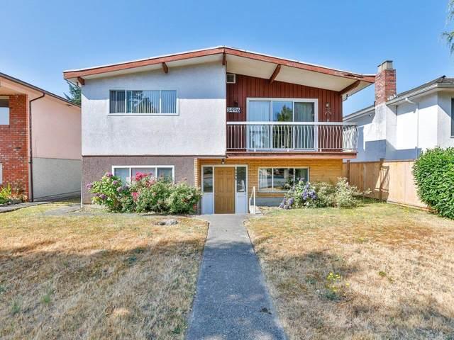 3496 E 49TH Avenue, Vancouver, BC V5S 1M2 (#R2605005) :: Ben D'Ovidio Personal Real Estate Corporation   Sutton Centre Realty