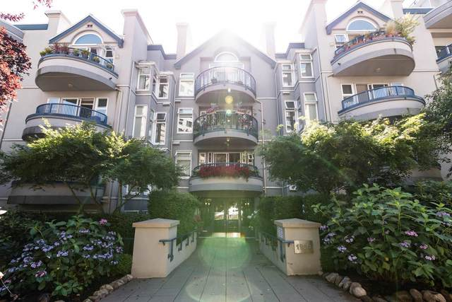 1924 Comox Street #206, Vancouver, BC V6G 1R4 (#R2605070) :: Ben D'Ovidio Personal Real Estate Corporation   Sutton Centre Realty