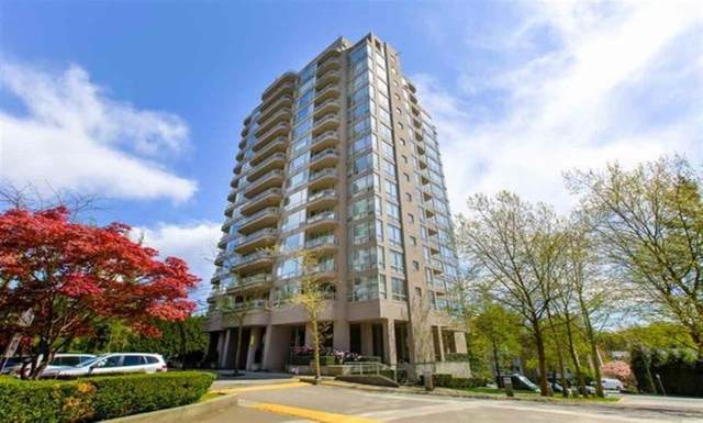 9623 Manchester Drive #603, Burnaby, BC V3N 4Y8 (#R2605079) :: Ben D'Ovidio Personal Real Estate Corporation | Sutton Centre Realty
