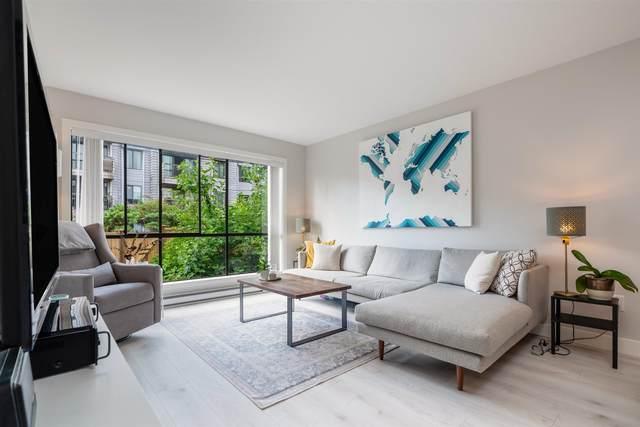 808 E 8TH Avenue #209, Vancouver, BC V5T 1T5 (#R2605098) :: Ben D'Ovidio Personal Real Estate Corporation   Sutton Centre Realty