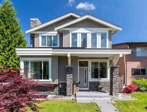 2187 Pitt River Road, Port Coquitlam, BC V3C 1R5 (#R2605101) :: Ben D'Ovidio Personal Real Estate Corporation | Sutton Centre Realty