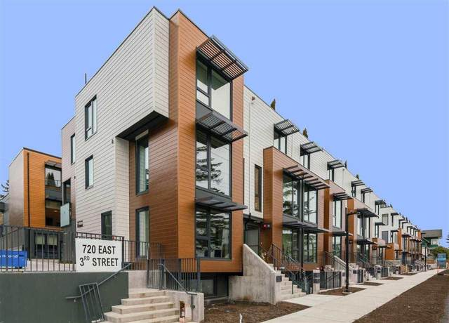 720 E 3RD Street #27, North Vancouver, BC V7L 0G7 (#R2605123) :: Premiere Property Marketing Team