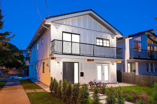 3304 Carolina Street, Vancouver, BC V5V 4B2 (#R2605157) :: Premiere Property Marketing Team