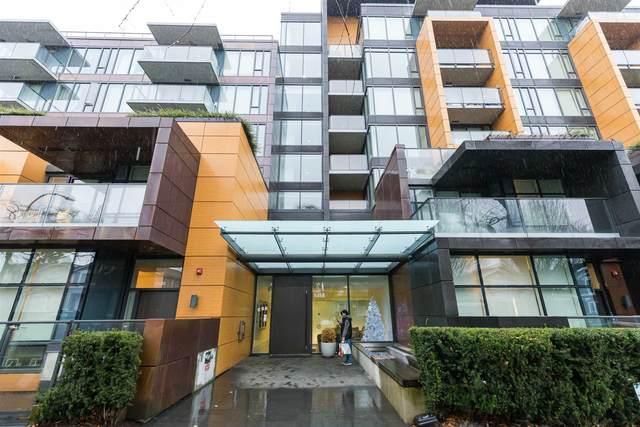 8488 Cornish Street #911, Vancouver, BC V6P 0C2 (#R2605162) :: Ben D'Ovidio Personal Real Estate Corporation   Sutton Centre Realty