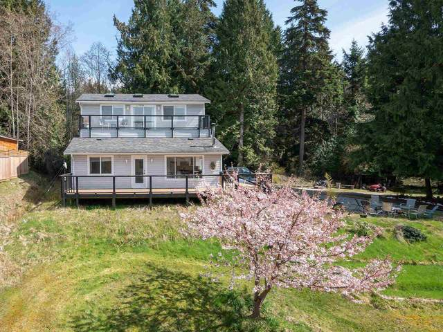 3491 Sunshine Coast Highway, Roberts Creek, BC V0N 2W2 (#R2605164) :: Ben D'Ovidio Personal Real Estate Corporation | Sutton Centre Realty