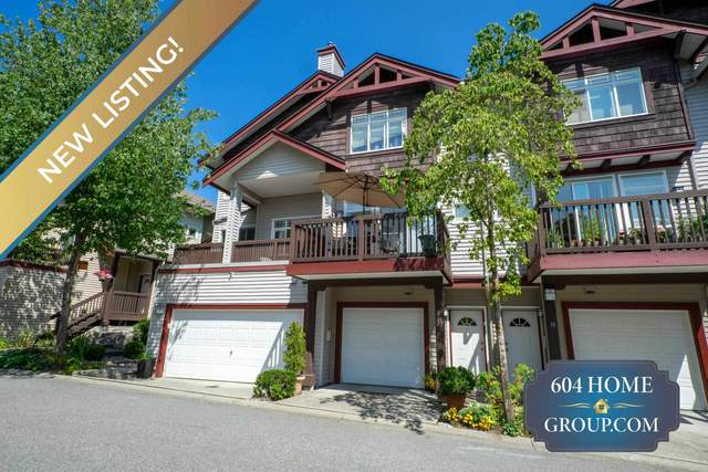 15 Forest Park Way #17, Port Moody, BC V3H 5G7 (#R2605184) :: 604 Realty Group
