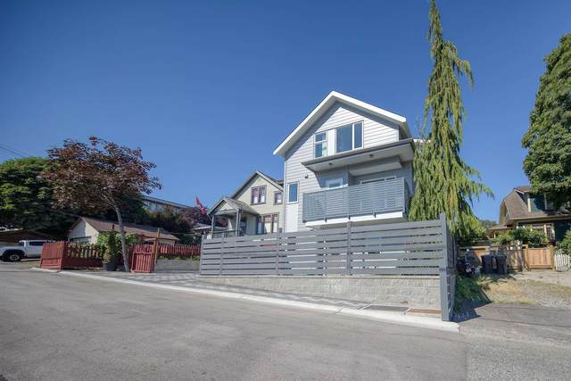 305 Gilley Street #1, New Westminster, BC V3M 3X1 (#R2605188) :: Ben D'Ovidio Personal Real Estate Corporation | Sutton Centre Realty