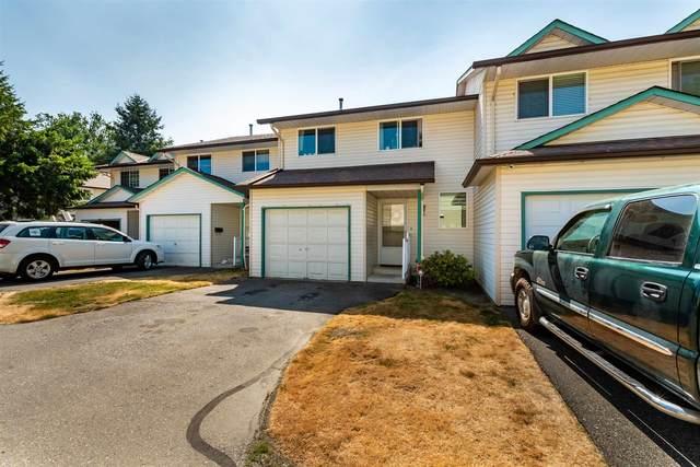 45640 Storey Avenue #7, Chilliwack, BC V2R 3C5 (#R2605193) :: Ben D'Ovidio Personal Real Estate Corporation | Sutton Centre Realty