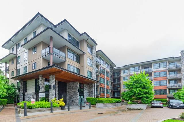 1152 Windsor Mews #405, Coquitlam, BC V3B 0N1 (#R2605201) :: Ben D'Ovidio Personal Real Estate Corporation | Sutton Centre Realty