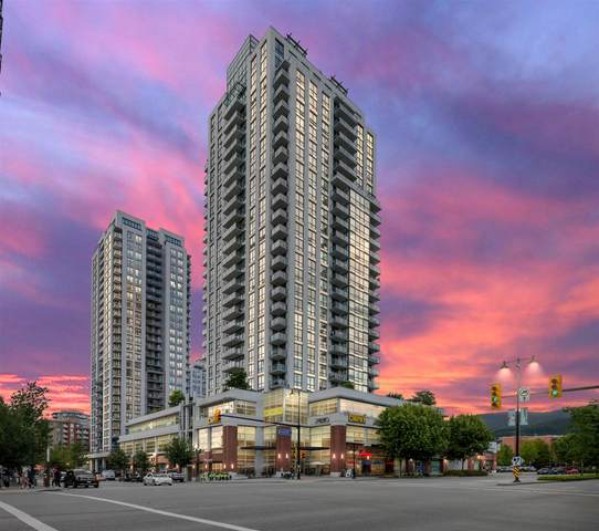 3007 Glen Drive #1508, Coquitlam, BC V3B 0L8 (#R2605212) :: 604 Realty Group