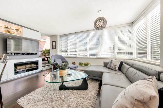 445 W 2ND Avenue #211, Vancouver, BC V5Y 0E8 (#R2605225) :: 604 Realty Group