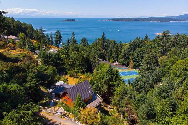 1654 Whitesails Drive, Bowen Island, BC V0N 1G2 (#R2605236) :: Ben D'Ovidio Personal Real Estate Corporation | Sutton Centre Realty