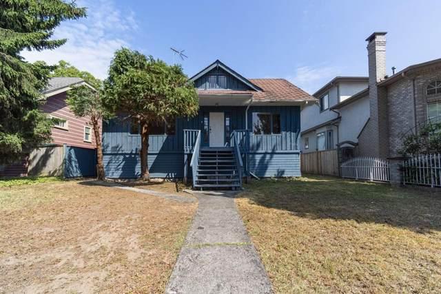 3349 W 37TH Avenue, Vancouver, BC V6N 2V5 (#R2605238) :: Ben D'Ovidio Personal Real Estate Corporation | Sutton Centre Realty