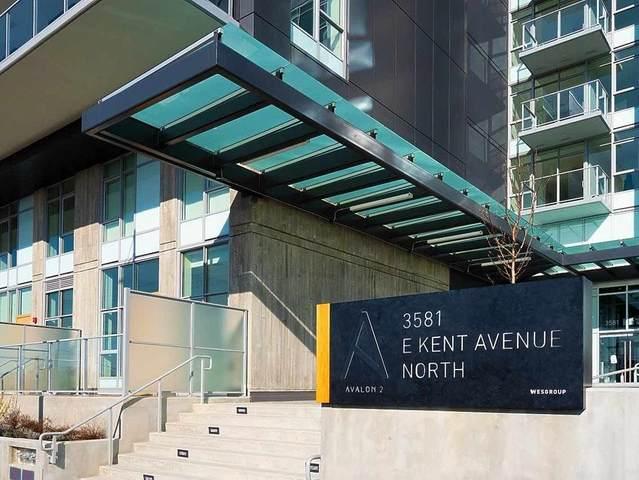 3581 E Kent Avenue North #906, Vancouver, BC V5S 0H6 (#R2605264) :: Ben D'Ovidio Personal Real Estate Corporation | Sutton Centre Realty