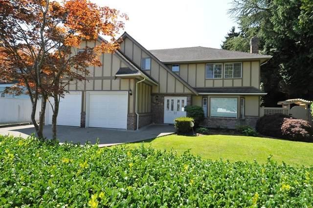 8220 Leonard Place, Richmond, BC V7A 5B3 (#R2605278) :: Ben D'Ovidio Personal Real Estate Corporation   Sutton Centre Realty