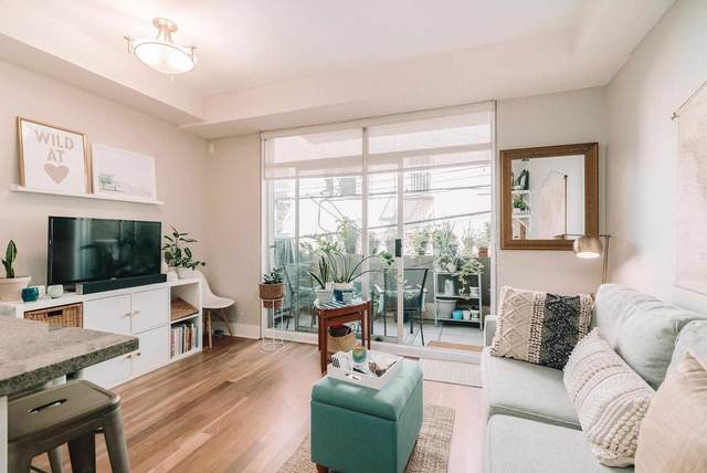 1477 W 15TH Avenue #211, Vancouver, BC V6H 1S4 (#R2605285) :: 604 Realty Group