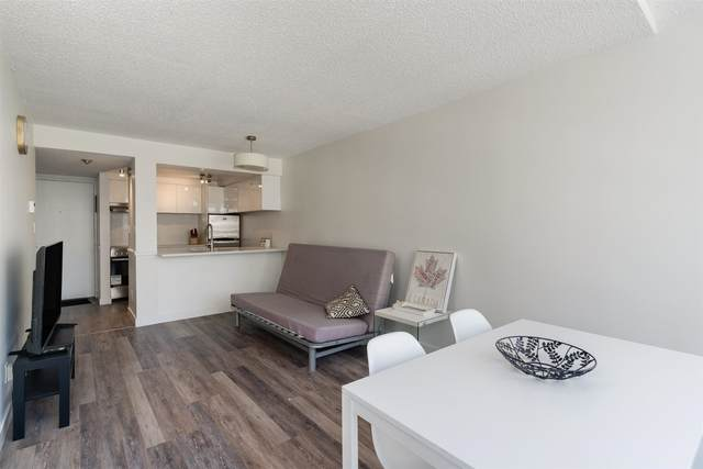 1270 Robson Street #708, Vancouver, BC V6E 3Z6 (#R2605299) :: Ben D'Ovidio Personal Real Estate Corporation   Sutton Centre Realty