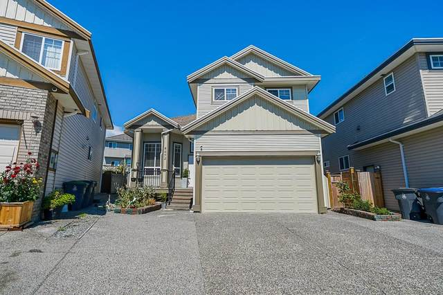 8072 146A Street, Surrey, BC V3S 9Y1 (#R2605344) :: 604 Realty Group