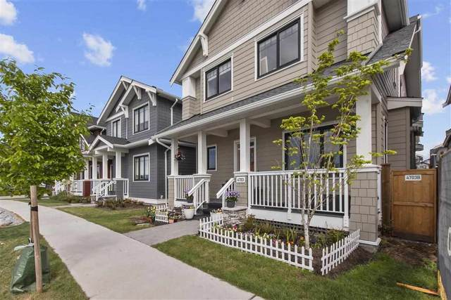 4703 Hemlock Way, Tsawwassen, BC V4M 4G2 (#R2605348) :: Ben D'Ovidio Personal Real Estate Corporation | Sutton Centre Realty