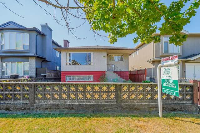 278 E 55TH Avenue, Vancouver, BC V5X 1M9 (#R2605358) :: 604 Realty Group