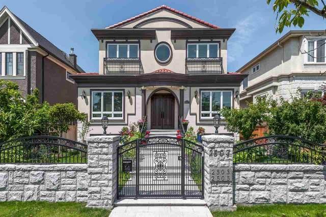 2507 W King Edward Avenue, Vancouver, BC V6L 1T5 (#R2605366) :: Ben D'Ovidio Personal Real Estate Corporation   Sutton Centre Realty