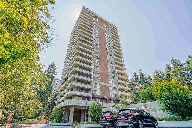 3771 Bartlett Court #906, Burnaby, BC V3J 7G8 (#R2605378) :: Ben D'Ovidio Personal Real Estate Corporation   Sutton Centre Realty