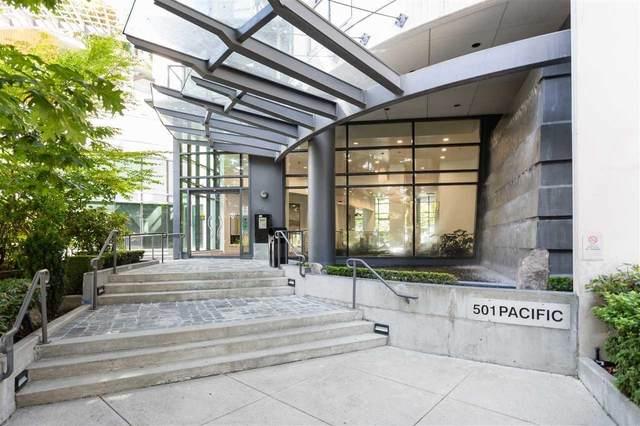 501 Pacific Street #2201, Vancouver, BC V6Z 2X6 (#R2605380) :: Premiere Property Marketing Team