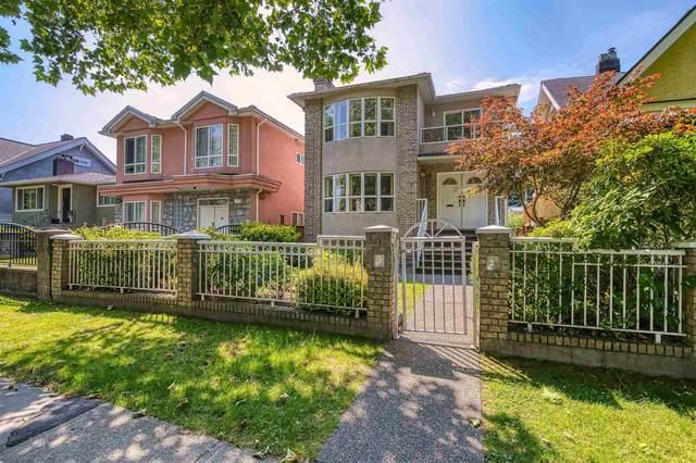 2822 Kitchener Street, Vancouver, BC V5K 3E3 (#R2605382) :: Premiere Property Marketing Team