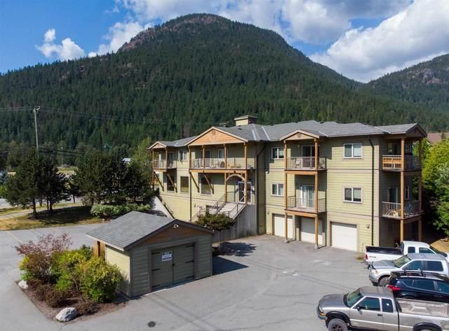 1411 Portage Road #202, Pemberton, BC V0N 2L1 (#R2605407) :: Premiere Property Marketing Team