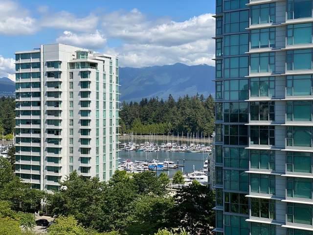 1723 Alberni Street #1107, Vancouver, BC V6G 3G9 (#R2605428) :: Ben D'Ovidio Personal Real Estate Corporation   Sutton Centre Realty