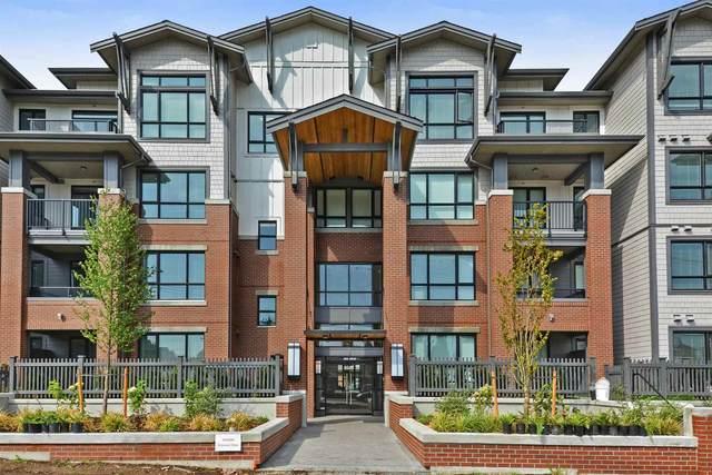 2960 151 Street #217, Surrey, BC V4P 0G3 (#R2605432) :: Ben D'Ovidio Personal Real Estate Corporation | Sutton Centre Realty