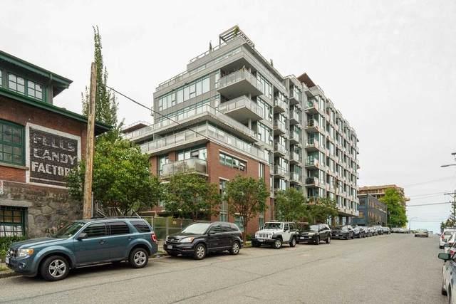 250 E 6TH Avenue #716, Vancouver, BC V5T 0B7 (#R2605433) :: Ben D'Ovidio Personal Real Estate Corporation   Sutton Centre Realty