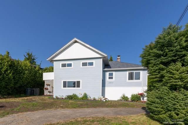 1865 Brunette Avenue, Coquitlam, BC V3K 1H5 (#R2605449) :: Ben D'Ovidio Personal Real Estate Corporation | Sutton Centre Realty