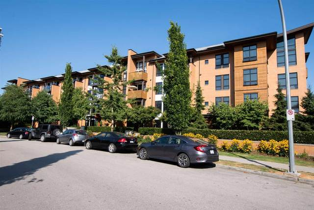 220 Salter Street #102, New Westminster, BC V3M 0H4 (#R2605458) :: Ben D'Ovidio Personal Real Estate Corporation | Sutton Centre Realty