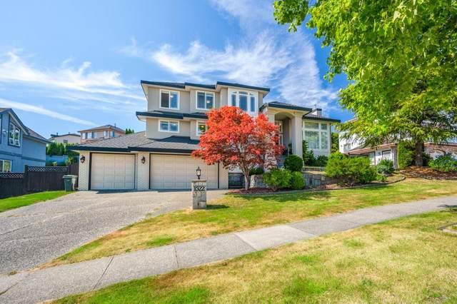 1522 Parkway Boulevard, Coquitlam, BC V3E 2V7 (#R2605469) :: 604 Realty Group