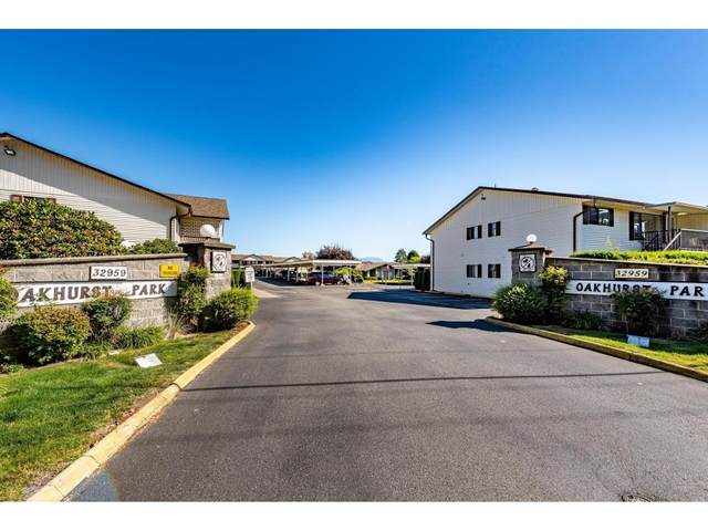 32959 George Ferguson Way #43, Abbotsford, BC V2S 7W9 (#R2605483) :: Premiere Property Marketing Team