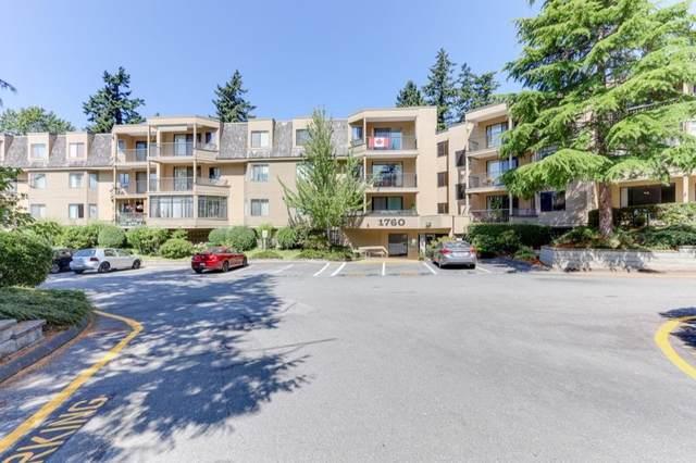 1760 Southmere Crescent #106, Surrey, BC V4A 6E5 (#R2605493) :: Ben D'Ovidio Personal Real Estate Corporation | Sutton Centre Realty