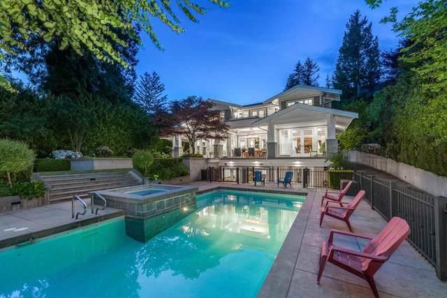 2955 Rosebery Avenue, West Vancouver, BC V7V 3A5 (#R2605497) :: Ben D'Ovidio Personal Real Estate Corporation | Sutton Centre Realty