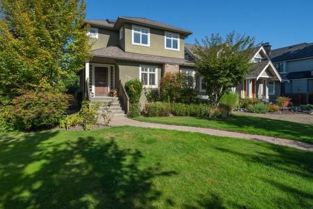 2925 W 21ST Avenue, Vancouver, BC V6L 1K7 (#R2605507) :: Ben D'Ovidio Personal Real Estate Corporation   Sutton Centre Realty