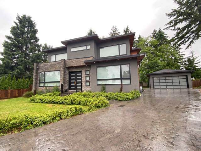 11886 Gilmour Crescent, Delta, BC V4C 1L1 (#R2605508) :: Ben D'Ovidio Personal Real Estate Corporation   Sutton Centre Realty