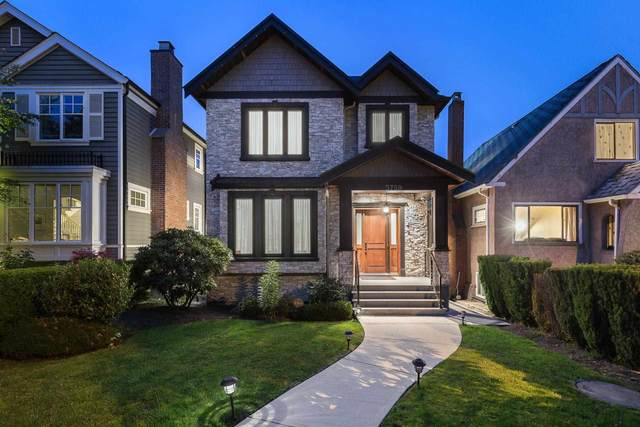 3759 W 20 Avenue, Vancouver, BC V6S 1E9 (#R2605512) :: Ben D'Ovidio Personal Real Estate Corporation | Sutton Centre Realty