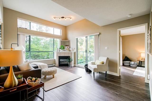 220 Newport Drive #403, Port Moody, BC V3J 5B8 (#R2605520) :: Premiere Property Marketing Team