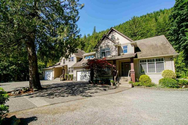 800 Hot Springs Road, Harrison Hot Springs, BC V0M 1K0 (#R2605562) :: Ben D'Ovidio Personal Real Estate Corporation   Sutton Centre Realty