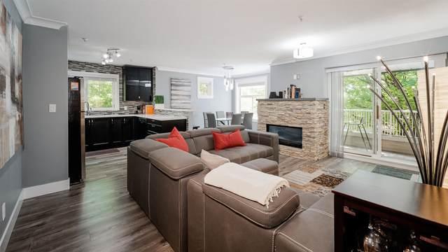 11960 Harris Road #210, Pitt Meadows, BC V3Y 2R1 (#R2605575) :: Premiere Property Marketing Team