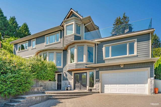 887 Esquimalt Avenue, West Vancouver, BC V7T 1J9 (#R2605577) :: Ben D'Ovidio Personal Real Estate Corporation   Sutton Centre Realty